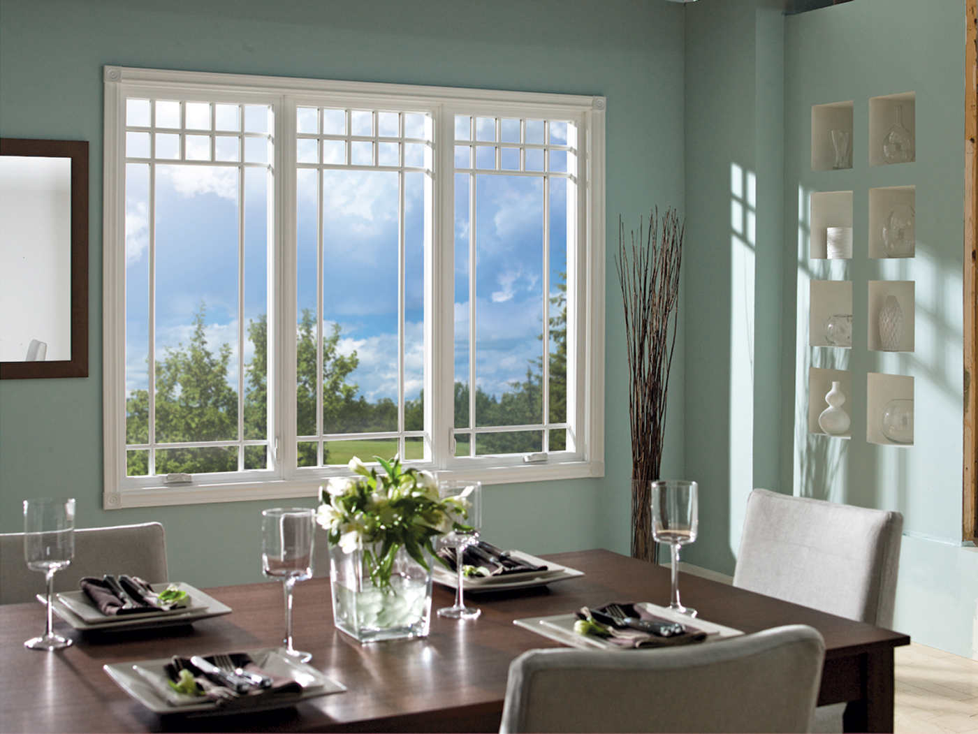 Window options toronto custom grilles glazing for Best windows for new home construction
