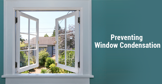 Preventing Window Condensation Heritage Home Design