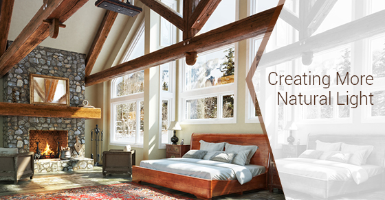 ideas to increase natural light in your home